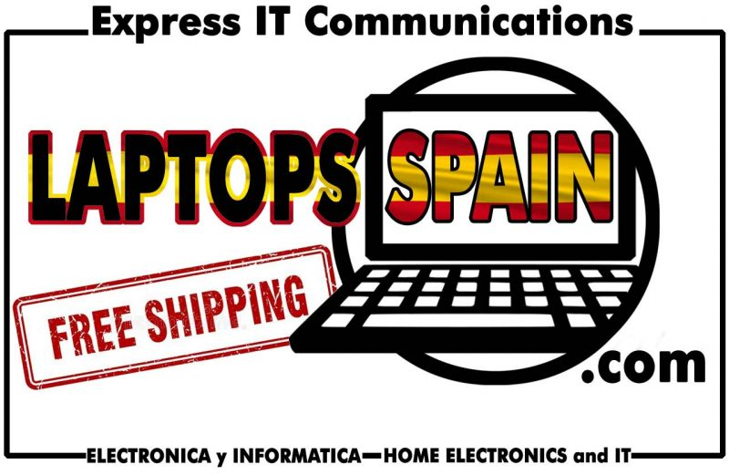 Laptops Spain