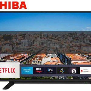 "Toshiba 55"" 4K TV"