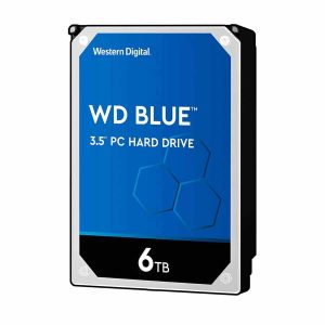 WD disk drive