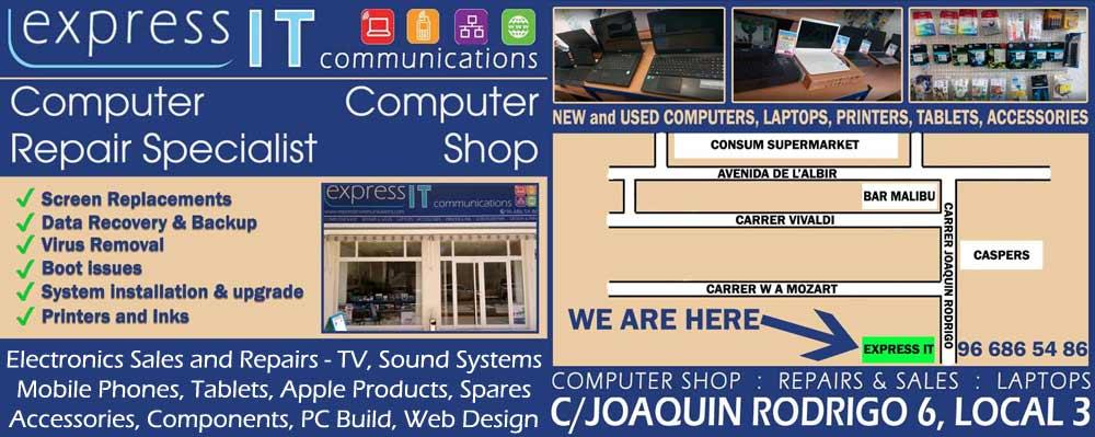 Express IT Communications