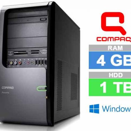 Compaq SR5000 – Reconditioned Desktop PC