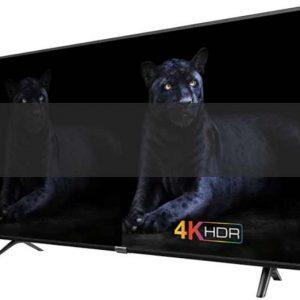 """TCL 55"""" 4K TV"""