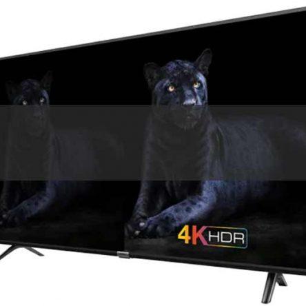 TCL 55″ 4K UHD Smart TV